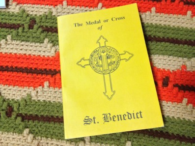 Cross of St. Benedict Book