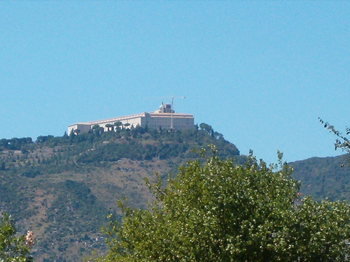 Monte Cassino Abbey